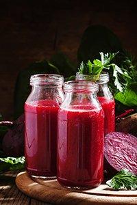 Antioxidantes en las hojas de betabel