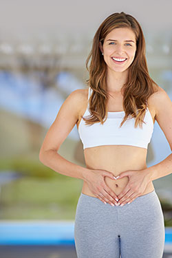 Woman's Gut Health