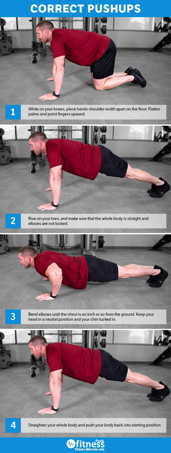 How to Do Push Ups