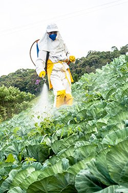 pesticide use glyphosate