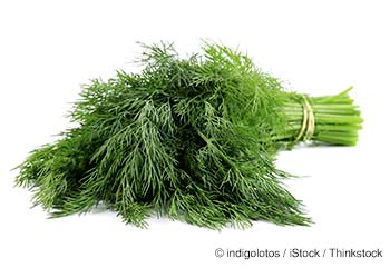 Dill Nutrition Facts