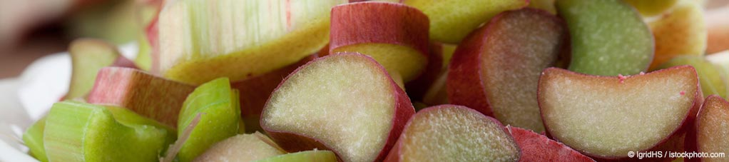 Rhubarb Healthy Recipes