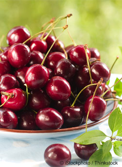 Sweet Cherries Healthy Recipes