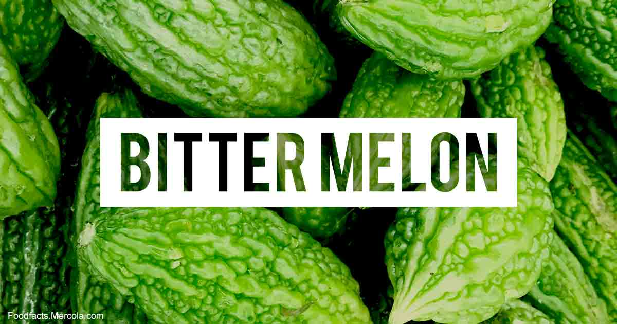 Bitter Melon Benefits and Nutrition Facts