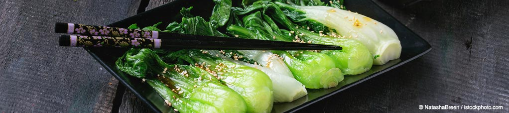 Bok Choy Healthy Recipes