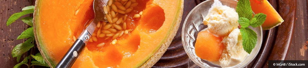 Cantaloupe Healthy Recipes