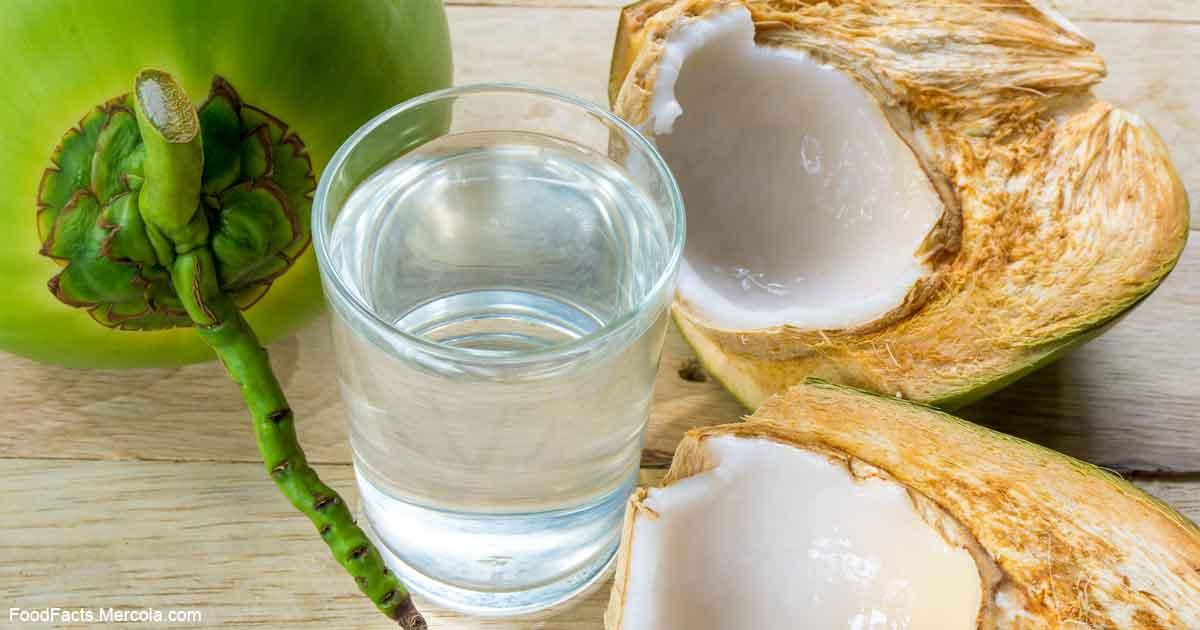 obat mencret alami dengan air kelapa