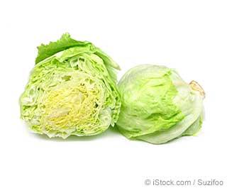 Lettuce, Iceberg