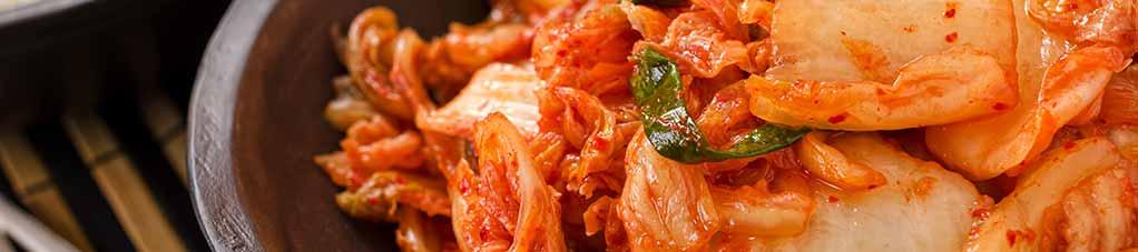Kimchi Healthy Recipes
