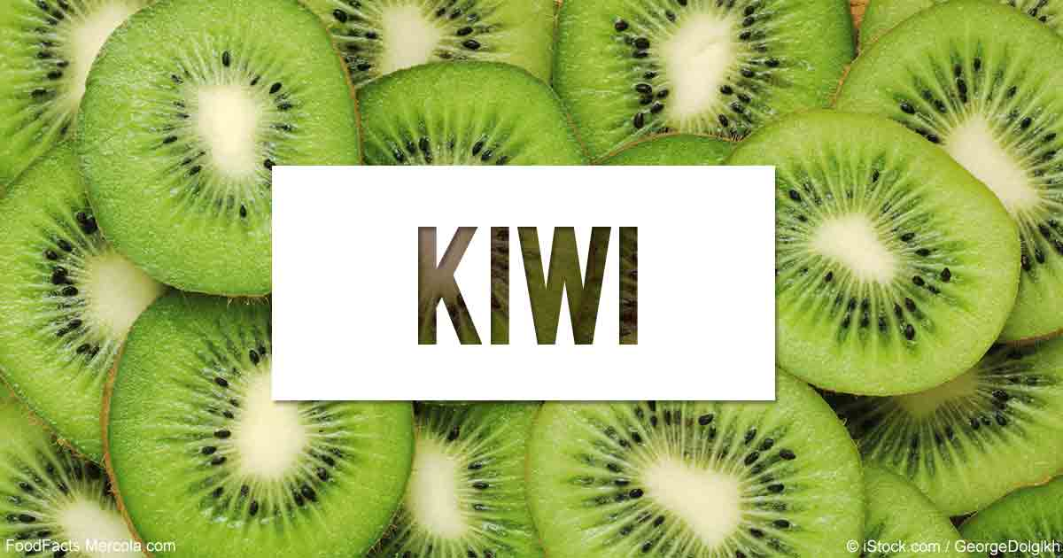 What is Kiwifruit Good For? - Mercola.com