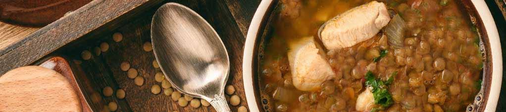 Lentils Healthy Recipe