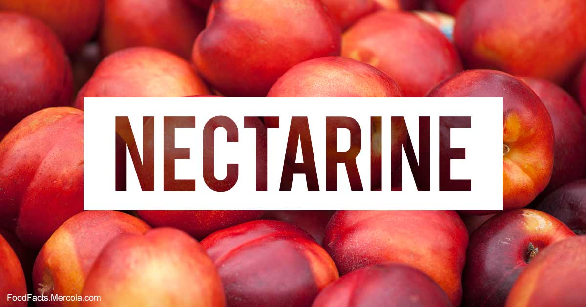 What Are Nectarines Good For