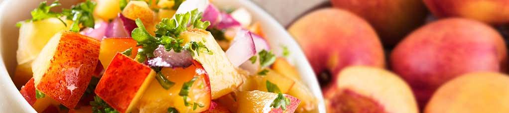 Peach and Nectarine Salsa Recipe
