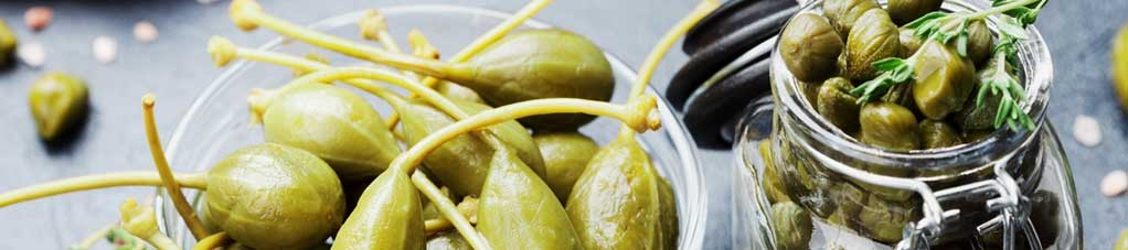 How to Pickle Capers at Home