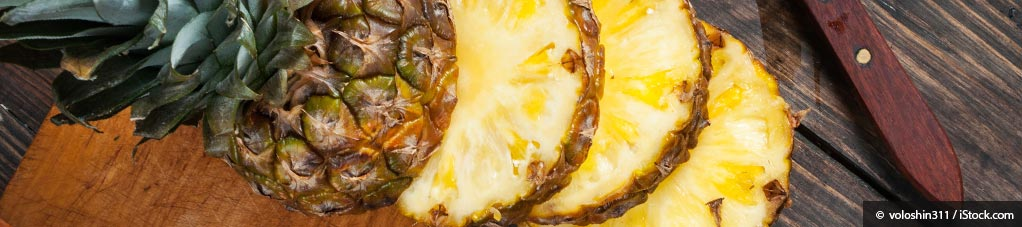Pineapple Healthy Recipes