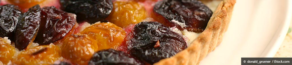Plums and Prunes Healthy Recipes