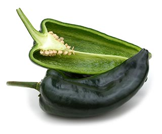 Pepper, Poblano
