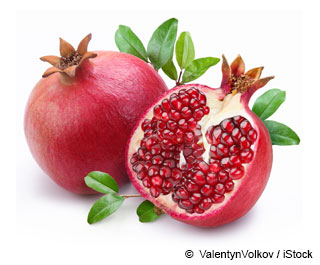 Pomegranates Nutrition Facts