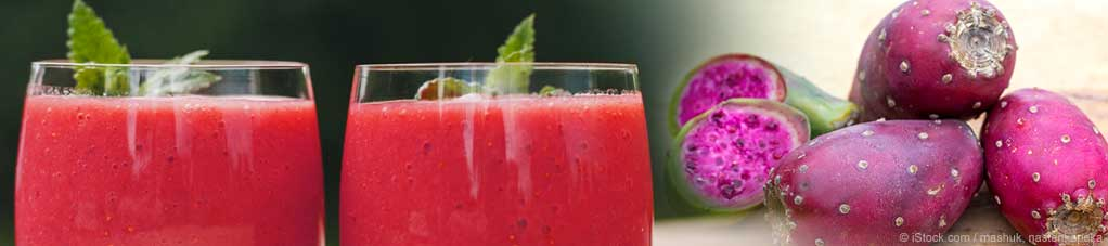 Prickly Pear Healthy Recipe