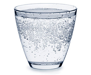 Agua con Gas