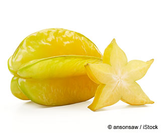Star Fruit Nutrition Facts