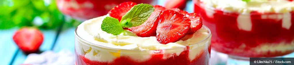 Strawberry Healthy Recipes
