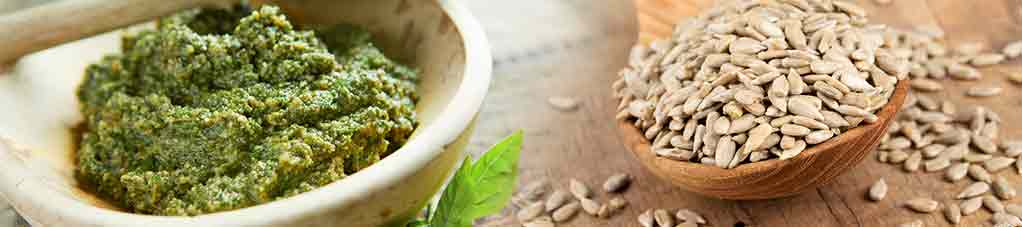 Sunflower Seed Pesto Recipe