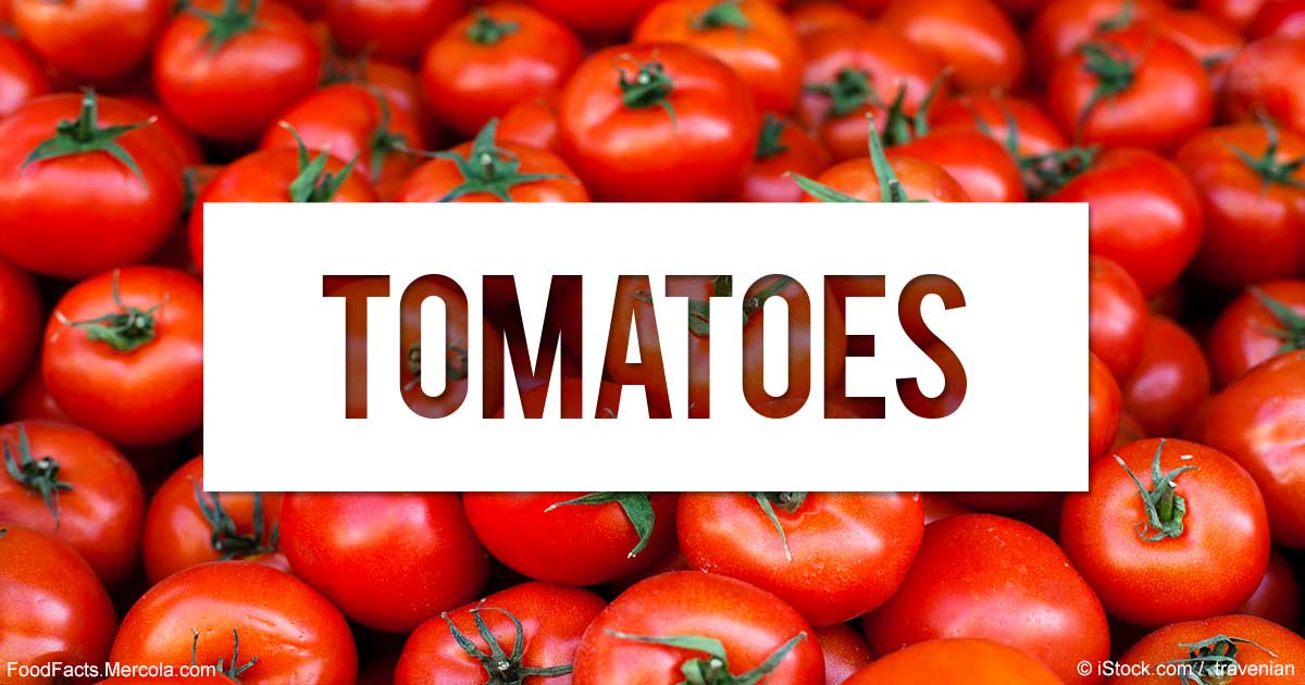What Are Tomatoes Good For?