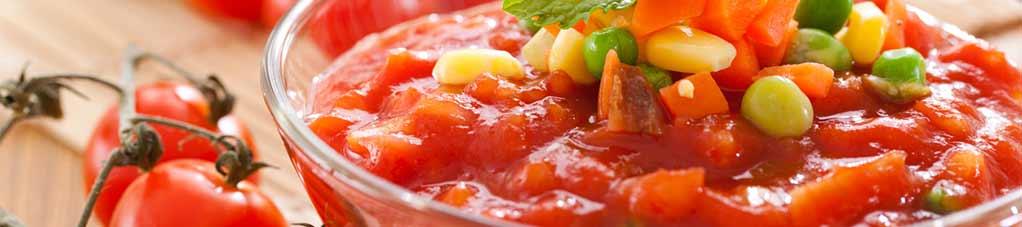 番茄的健康食谱