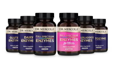 digestive enzyme formulas