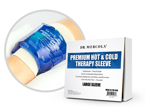 Hot and Cold Therapy Sleeve Large