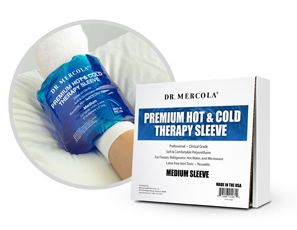 Hot and Cold Therapy Sleeve Medium