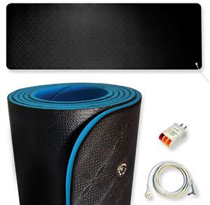 Grounding Fitness & Yoga Mat Kit