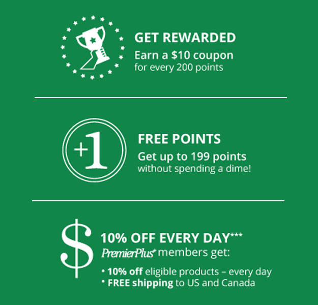 Healthy Rewards Benefits