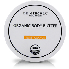 Organic Body Butter Orange