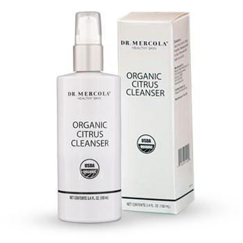 Organic Citrus Cleanser