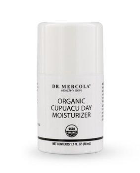 Crema Humectante Organica de Dia con Cupuacu