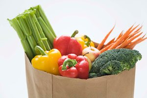 Diet affects Skin Condition