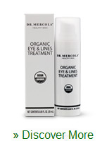 Organic Eye and Lines Treatment