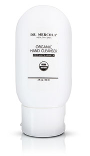 Organic Hand Cleanser
