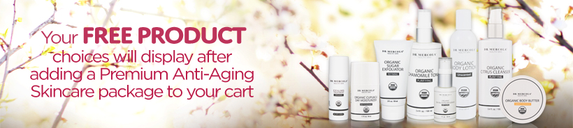 Skin Care Free Item