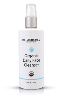Organic Daily Facial Cleanser