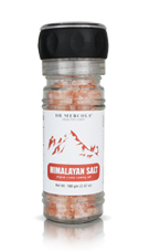 Himalayan Cooking Salt Single Bottle