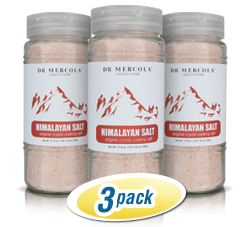 Himalayan Cooking Salt 3-Pack