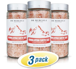 Himalayan Bath Salt 3-Pack