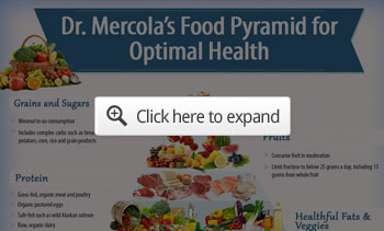 Mercola Food Pyramid