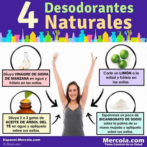 desodorantes naturales