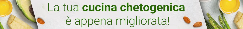 La tua cucina chetogenica è appena migliorata!