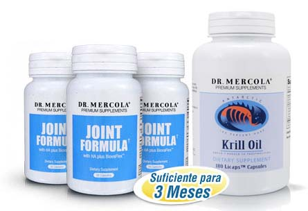 Joint Formula 3-pack with Krill Oil