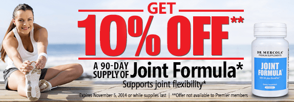 Joint Support Special Offer